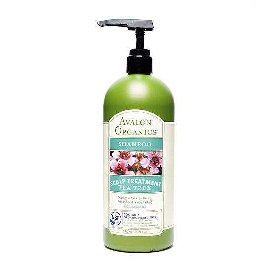 Avalon tea tree shampoo review
