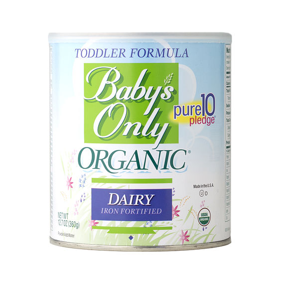 Baby only formula reviews