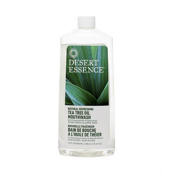 Desert essence tea tree oil reviews
