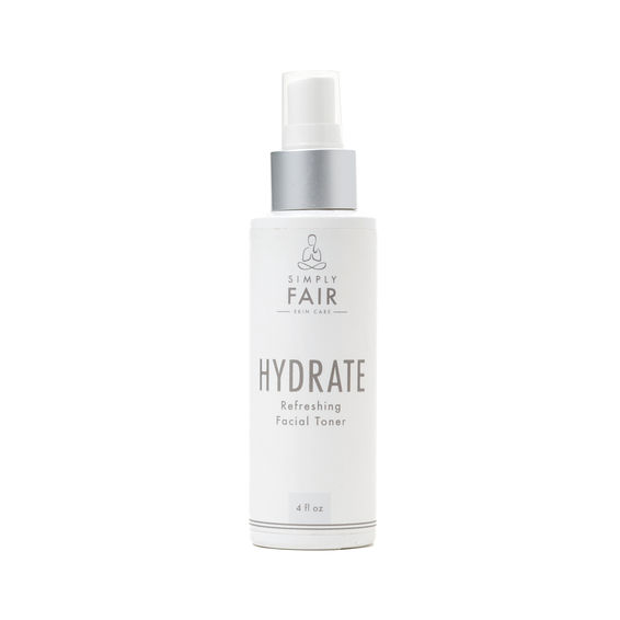 Simply Fair HYDRATE REFRESHING COCONUT WATER FACIAL TONER