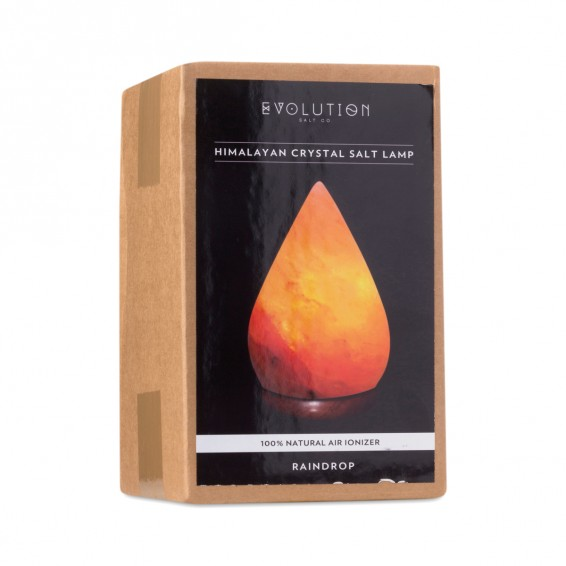 evolution salt co raindrop crystal salt lamp thrive market