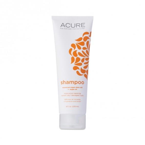 8 Oz Argan Oil + Stem Cell Shampoo By Acure Organics