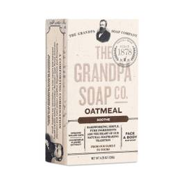 Oatmeal Bar Soap