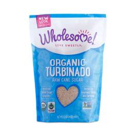 Organic Raw Turbinado Cane Sugar