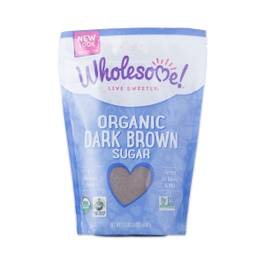 Organic Dark Brown Sugar
