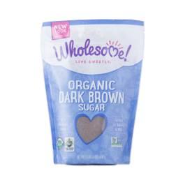Organic Dark Brown Sugar
