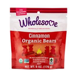 Organic Cinnamon Bears