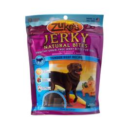 Natural Bites Dog Treats, Beef