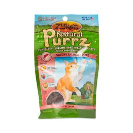 Natural Purrz Cat Treats, Salmon