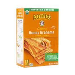 Organic Honey Grahams Crackers