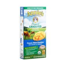 Organic Grass Fed Classic Mild Cheddar Macaroni & Cheese