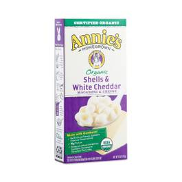 Organic Shells & White Cheddar Macaroni and Cheese