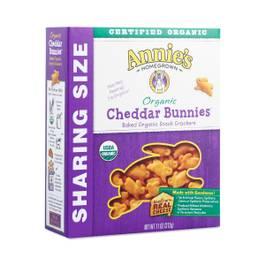 Organic Cheddar Bunnies – Family Size