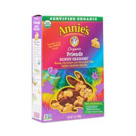 Organic Friends Bunny Grahams Crackers