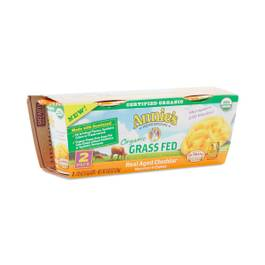 Organic Microwaveable Macaroni & Cheese Cups