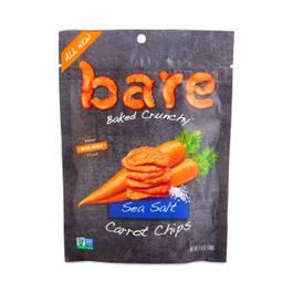 Sea Salt Carrot Chips