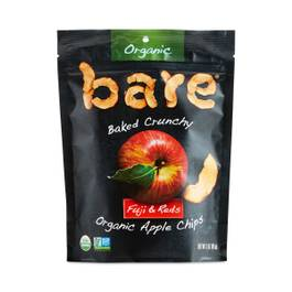Organic Baked Fuji & Reds Apple Chips