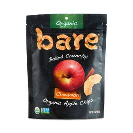 Organic Baked Cinnamon Apple Chips