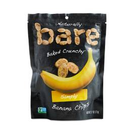 Baked Simply Banana Chips