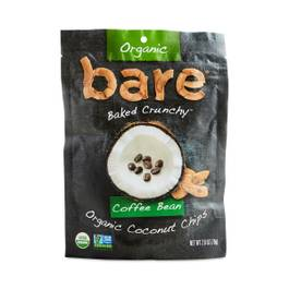 Organic Baked Coffee Bean Coconut Chips