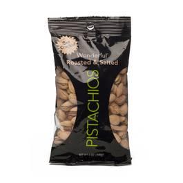 Wonderful Roasted Pistachios 5 OZ