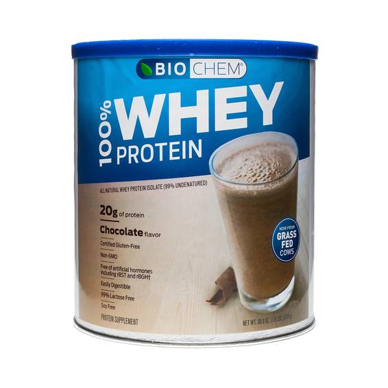 Chocolate Whey Protein Isolate Powder