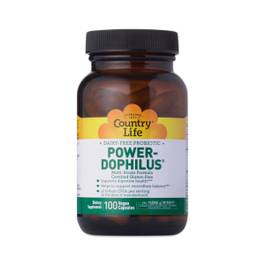 Milk-Free Power-Dophilus Probiotic Supplement