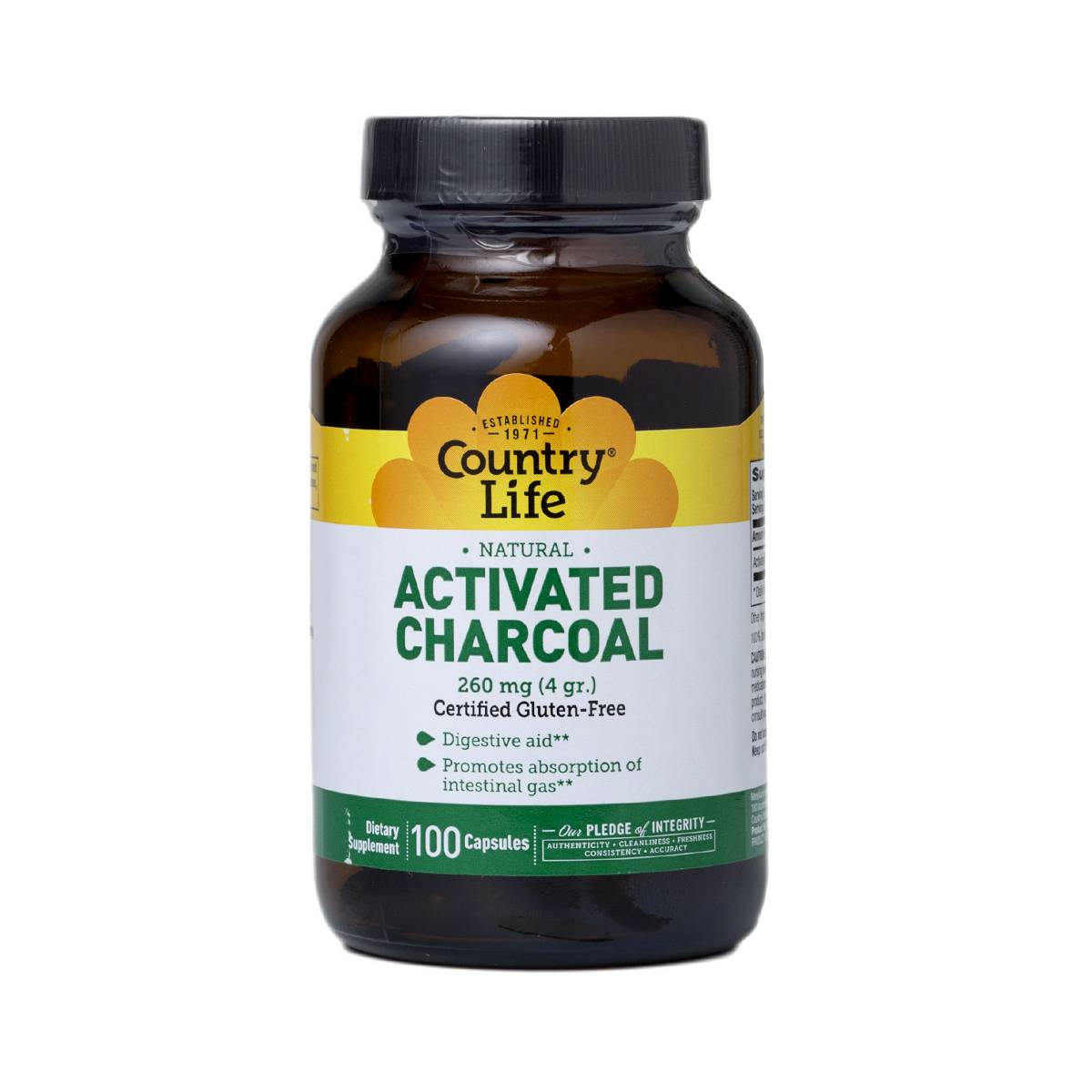 Activated Charcoal Capsules Thrive Market