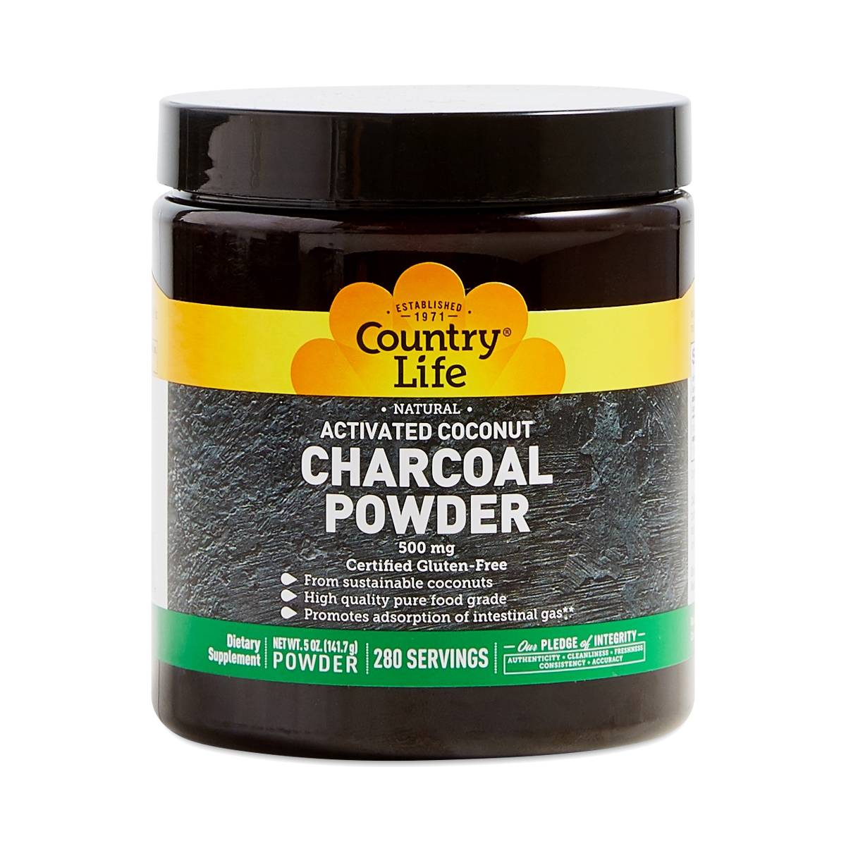how to take charcoal powder