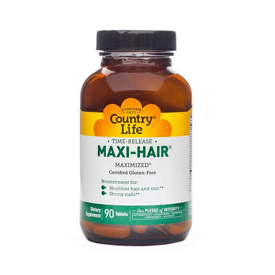 Maxi Hair® Hair Skin and Nails Supplement