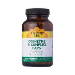 Coenzyme B-Complex Vegetarian Capsules