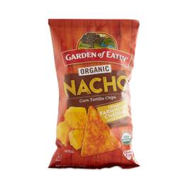 Organic Nacho Corn Tortilla Chips
