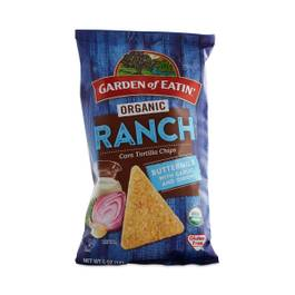 Organic Ranch Corn Tortilla Chips