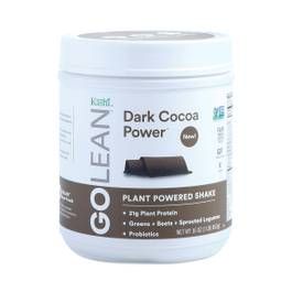 GOLEAN Plant Powered Shakes, Dark Cocoa Power