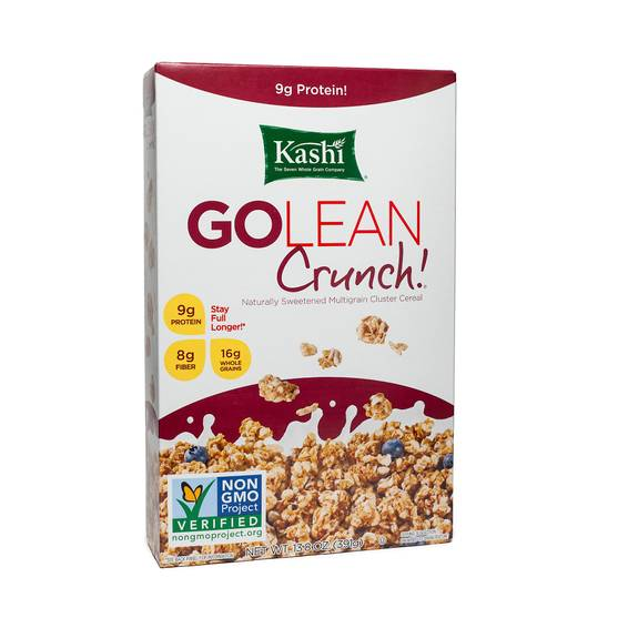 GoLean Crunch! Cereal By Kashi