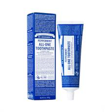 Organic Peppermint Toothpaste