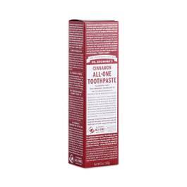 Organic Cinnamon Toothpaste