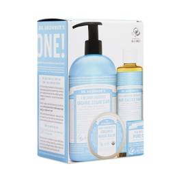 Baby Unscented Gift Set