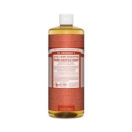 Organic Eucalyptus Liquid Castile Soap