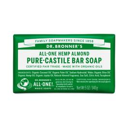 Organic Almond Castile Bar Soap