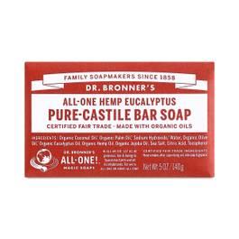 Organic Eucalyptus Castile Bar Soap