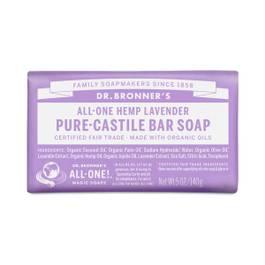Organic Lavender Castile Bar Soap