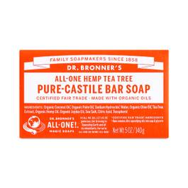 Organic Tea Tree Castile Bar Soap