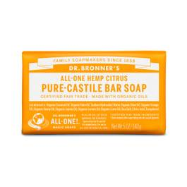 Organic Hemp Castile Bar Soap