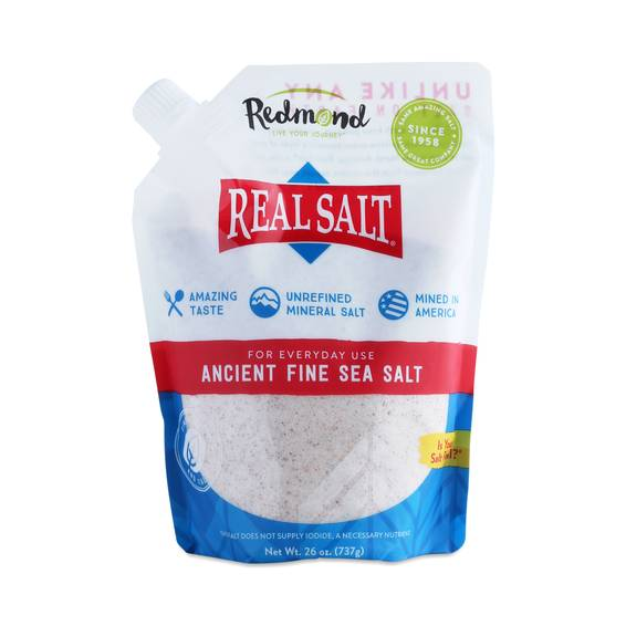 Real Salt, Sea Salt