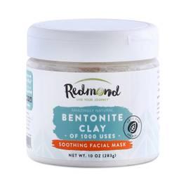 Facial Mask, Bentonite Clay