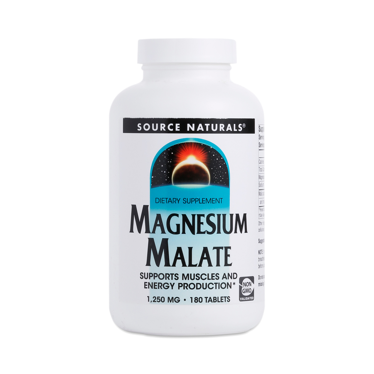 Magnesium Malate Supplement By Source Naturals Thrive Market