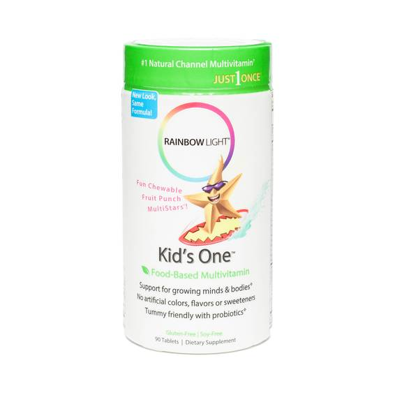 Kids One™ Chewable Multivitamin & Minerals