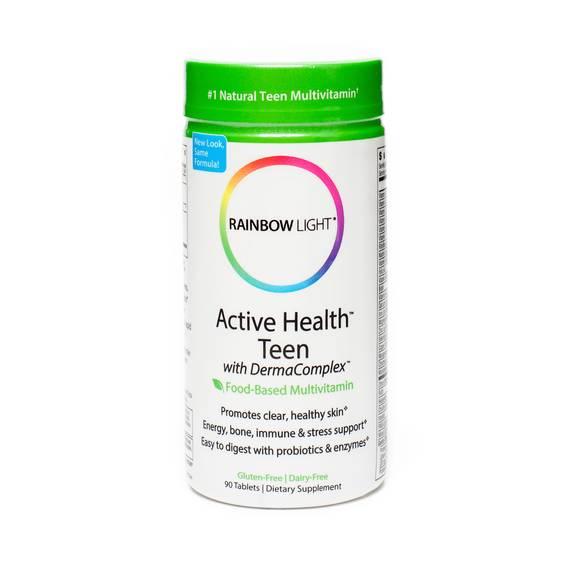 Active Health Teen Multivitamin