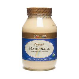 Organic Mayonnaise with Cage Free Eggs
